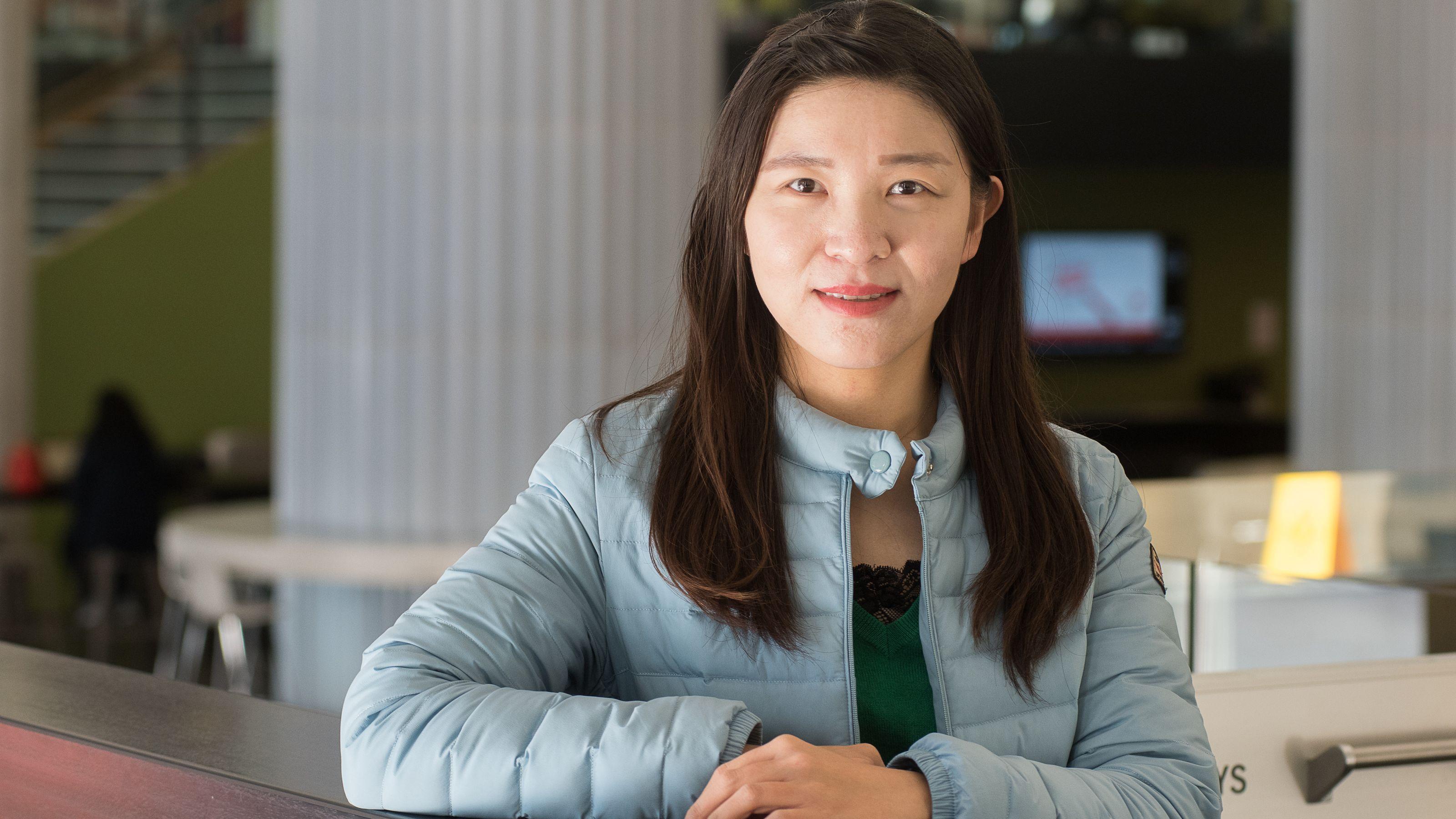 PhD candidate Cong Fan