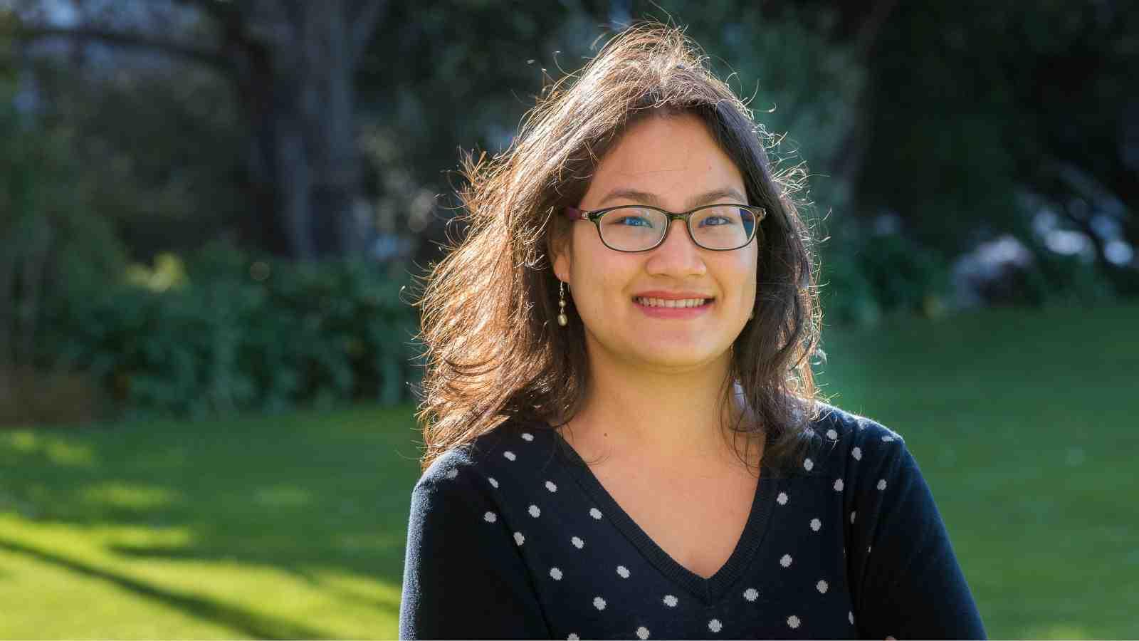 PhD candidate Reneeta Mogan Naidu