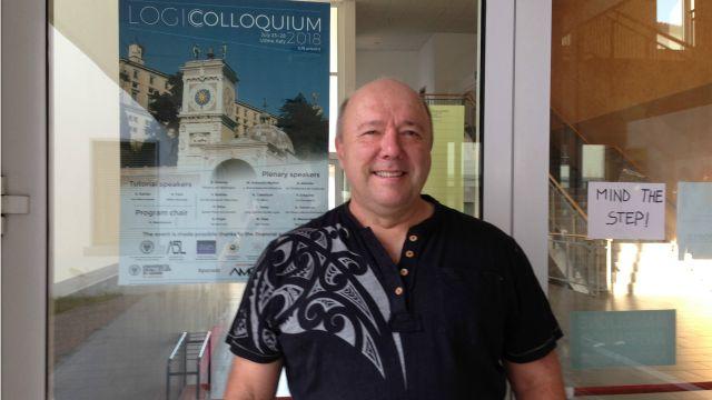 Professor Rod Downey