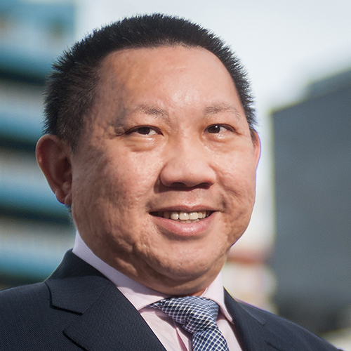 Professor Siah Hwee Ang profile-picture photograph