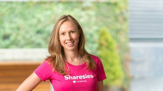 Brooke Roberts from Sharesies