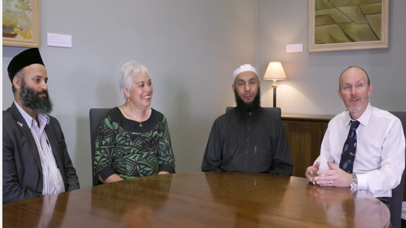 interfaith round table discussion