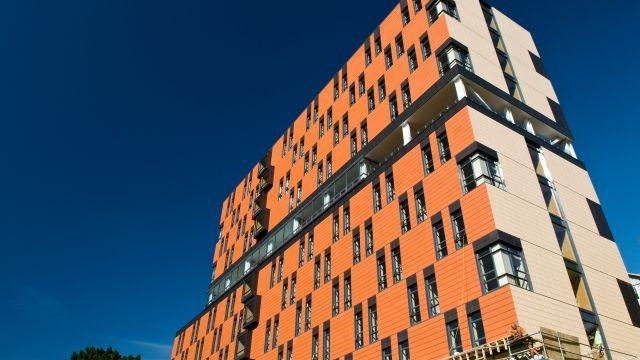 Te Puni accommodation at Kelburn campus