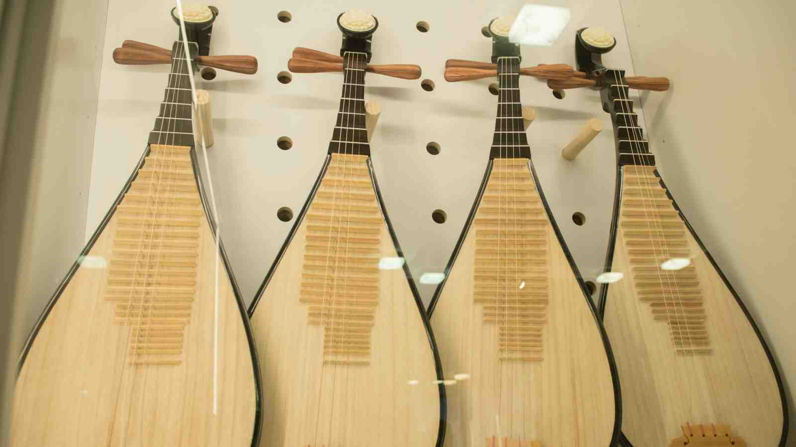 Our extensive Instrument collections at NZSM