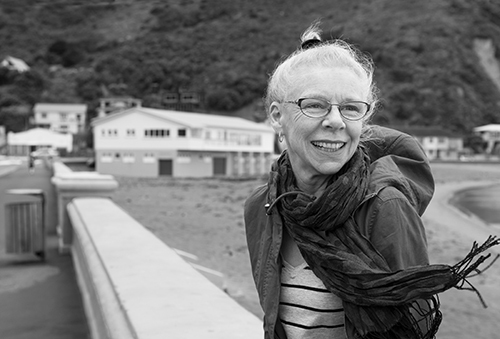 2016 Victoria University / Creative New Zealand Writer in Residence Anne Kennedy