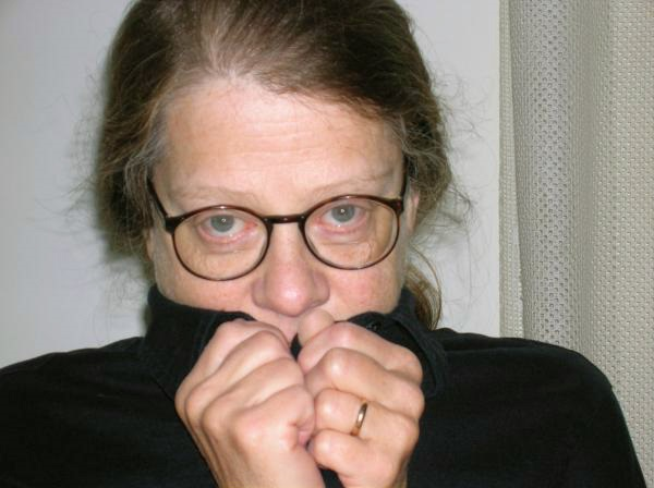 Image of Marianne Boruch (photographed by Will Dunlap)
