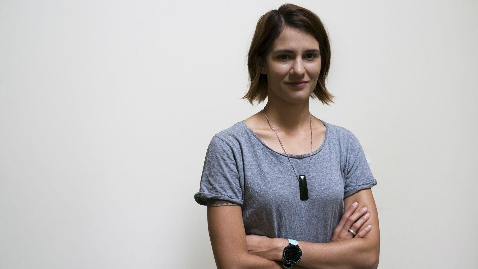 Human Resources PhD candidate Esme Franken