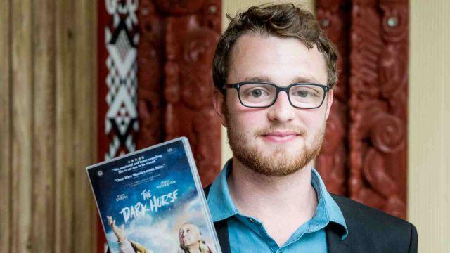 Rory McKenzie, PhD candidate