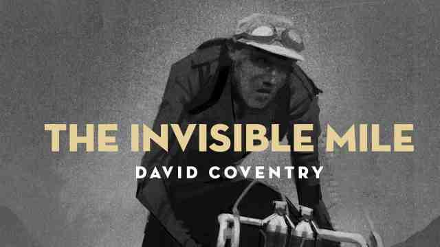 Invisible Mile book cover