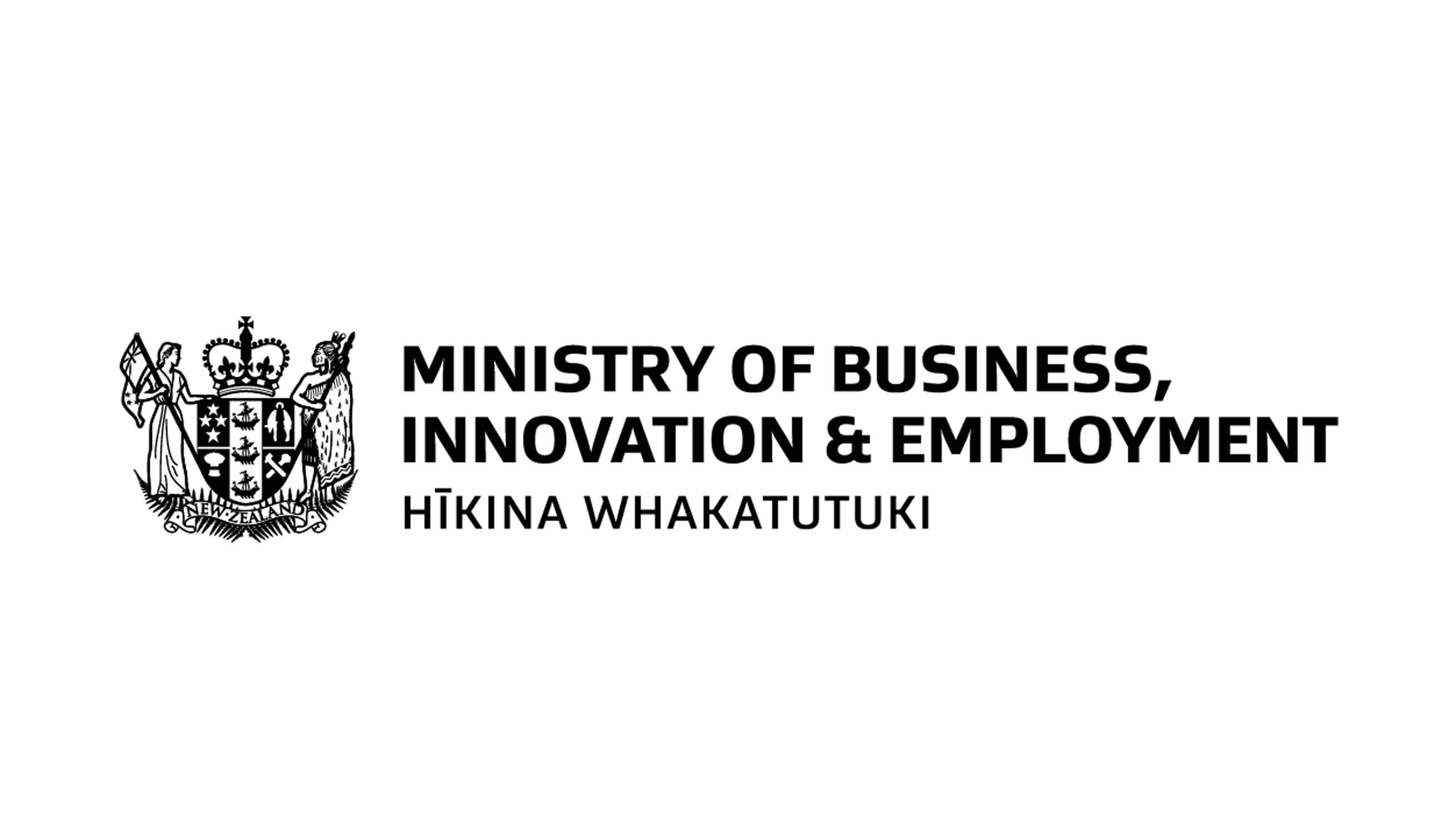 Ministry of Business, Innovation and Employment