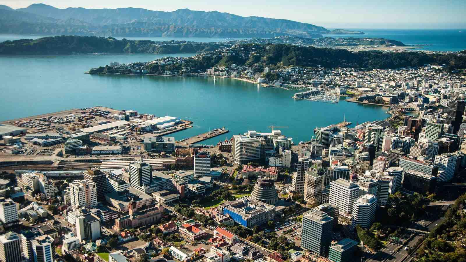 Tour Wellington To Auckland
