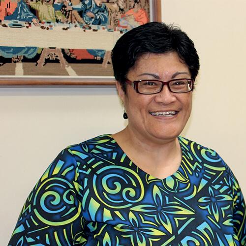 Judge Ida Malosi (BA 1985, LLB 1989)