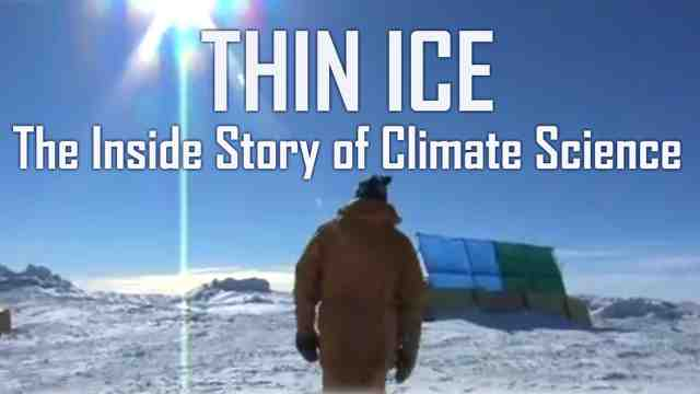 Thin Ice—the inside story of climate science