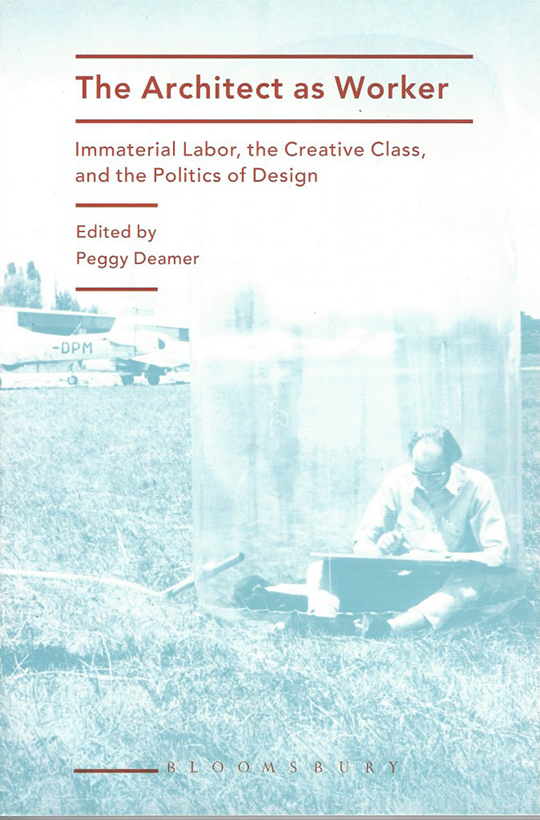 Book cover: The Architect as Worker