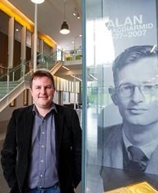 Prof. Shaun Hendy