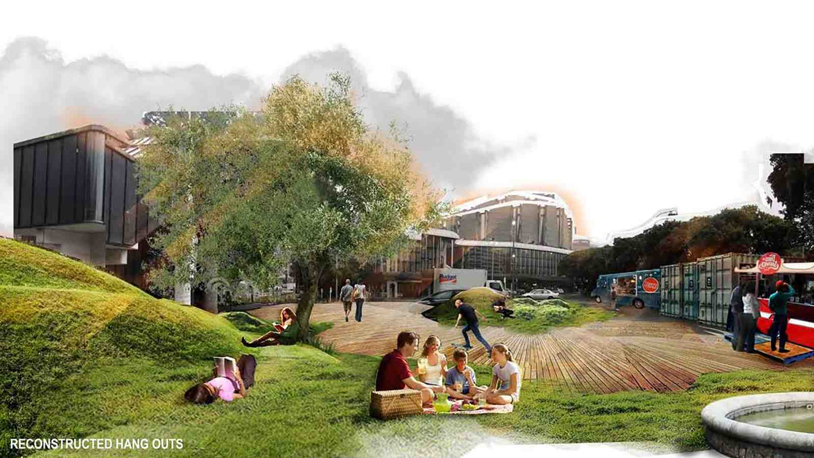 Landscape architecture students win australasian for University of melbourne landscape architecture
