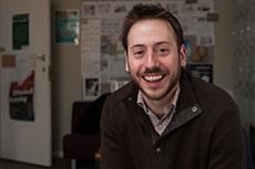 PhD student - Steven Toussaint