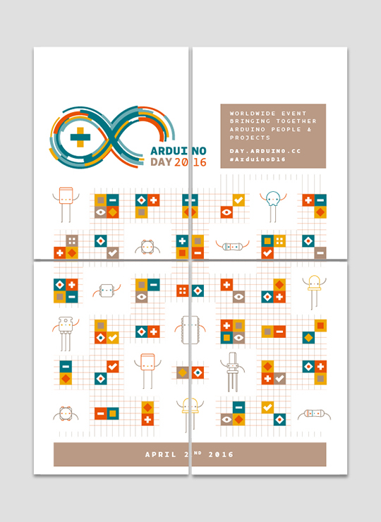 Arduino Day poster