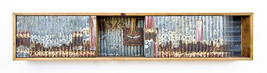 Seismic Cabinet, furniture designed by Tonya Sweet