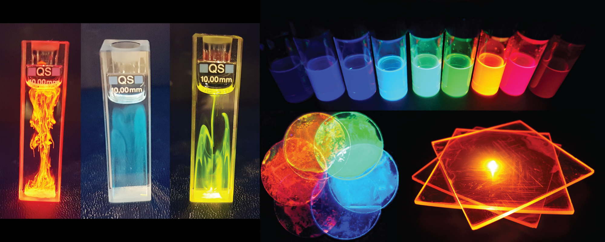Advanced Functional Luminescence Material