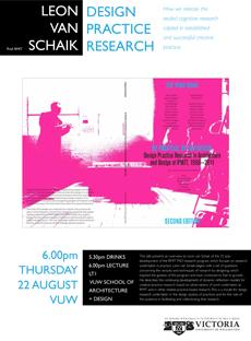 Leon van Schaik poster