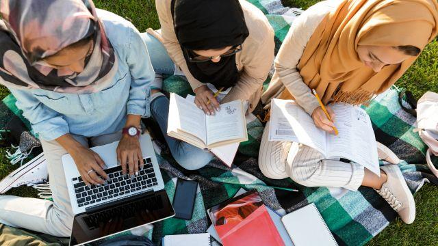 Saudi teachers